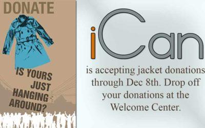 iCan Winter Jacket Drive