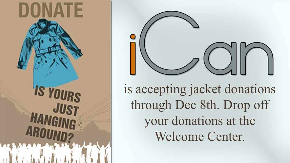 iCan Winter Jacket Drive