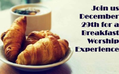 Have breakfast with us!